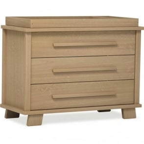Urbane Lucia 3 Drawer Dresser With Changer Tray By Boori