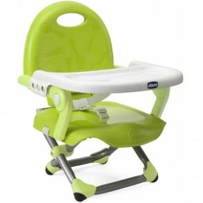Chicco Pocket Snack Booster Seat Lime