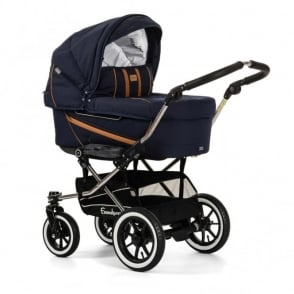 Emmaljunga Edge Duo Combi Pram Outdoor Navy