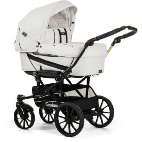 Emmaljunga Edge Duo Combi Pram Competition White