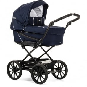 Emmaljunga Edge Duo Combi Pram Competition Navy