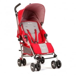 Silver Cross Zest Pushchair Chilli