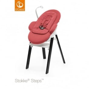Stokke® Steps™ Oak Wood Chair & Bouncer