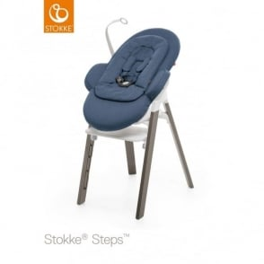 Stokke® Steps™ Beech Wood Chair & Bouncer