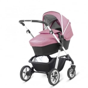 Silver Cross Pioneer Pram Chrome System