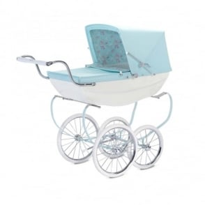Silver Cross Sweet Pea Limited Edition Dolls Pram & Bag
