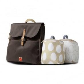 Pacapod Hastings Changing Bag Mocha