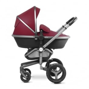 Silver Cross Surf 3 Pram Graphite + Hood And Apron