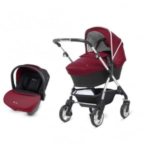 Silver Cross Wayfarer Pram Chrome Package 2016