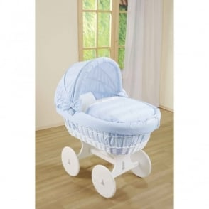 Leipold Starlet Bollerwagen Crib With Hood