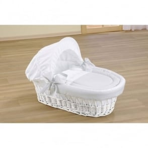 Leipold Charme Wicker Basket Crib