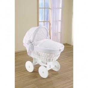 Leipold Charme Bollerwagen Crib With Hood