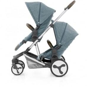 Babystyle Hybrid Tandem Stroller