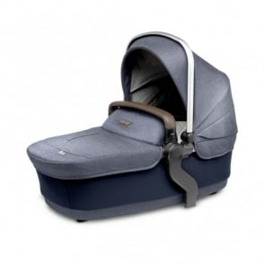 Silver Cross Wave Carrycot Midnight Blue