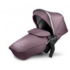 Silver Cross Wave Tandem Seat Unit Claret