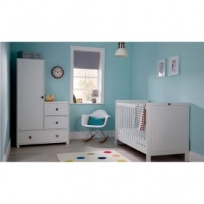 Silver Cross Soho Nursery Furniture Set