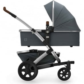 Joolz Geo2 Earth Mono Pram Hippo Grey