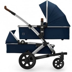 Joolz Geo2 Earth Duo Pram Parrot Blue