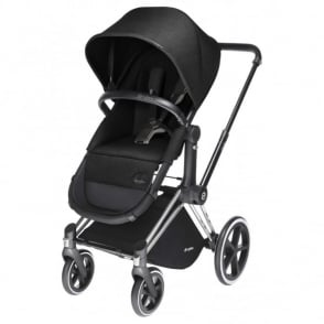 Cybex Priam 2in1 Light Seat Pram Chrome Chassis