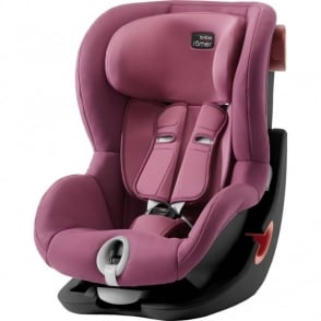Britax Römer King II Black Series Car Seat