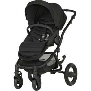 Britax Affinity 2 Pushchair Cosmos Black