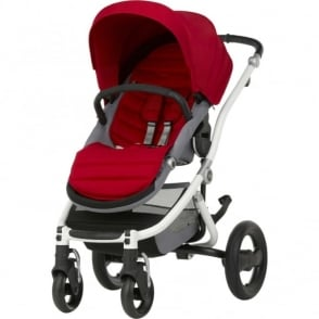 Britax Römer Affinity 2 Pushchair Flame Red