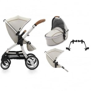 Egg Tandem Stroller with Carrycot Prosecco