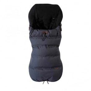 Silver Cross Wave Luxury Footmuff Midnight Blue