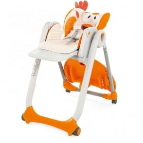 Chicco Polly2Start Highchair Fancy Chicken 2018