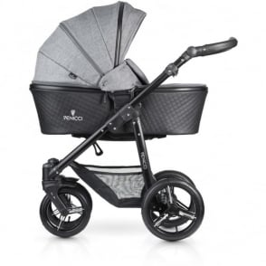 Venicci Shadow Special Edition All In One Pram - Denim Grey