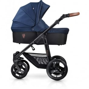 Venicci Gusto All In One Travel System - Navy