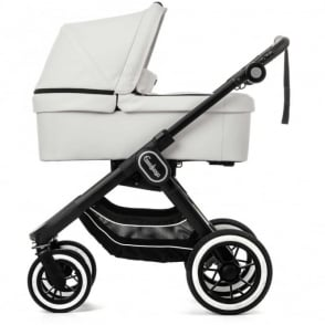 Emmaljunga NXT90 F Leatherette Stroller With Carrycot