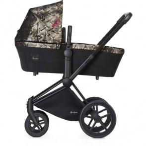 Cybex Fashion Edition Priam Lux Complete - Butterfly