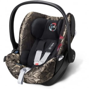 Cybex Cloud Q Fashion Edition Car Seat - Butterfly