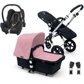 Bugaboo Cameleon 3 with Cabriofix and Adapters