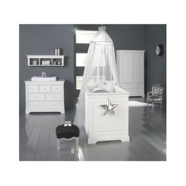 Kidsmill Marseille Nursery Furniture Set