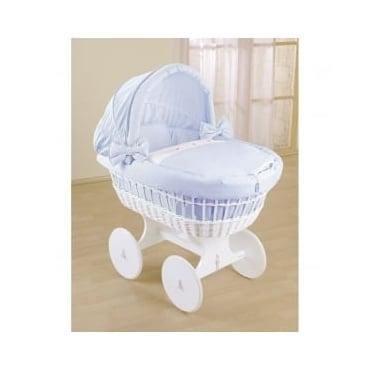 Leipold Kids Bollerwagen Crib With Hood