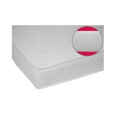 W H Watts Cot Bed Cosyquilt Foam Mattress