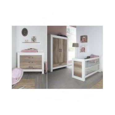Kidsmill Costa Nursery Furniture Set