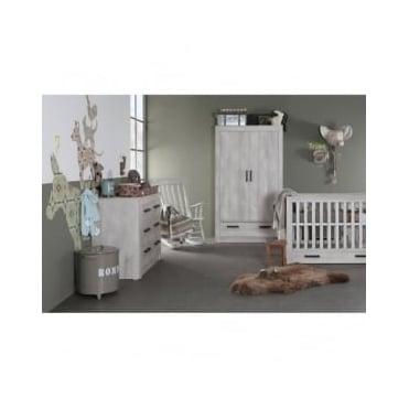 Kidsmill Fjord Nursery Furniture Set