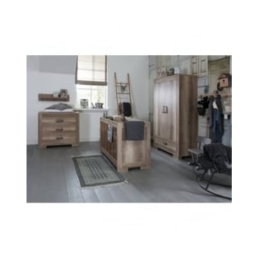 Kidsmill Lodge Nursery Furniture Set