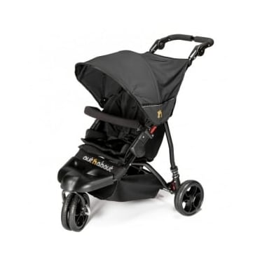Out 'n' About Little Nipper Buggy Black
