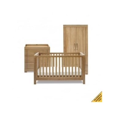 Silver Cross Portobello Nursery Furniture Set
