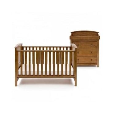 Silver Cross Ashby 2 Piece Nursery Furniture Set