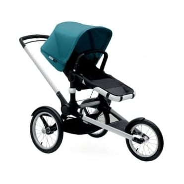 Bugaboo Runner Pushchair Petrol Blue