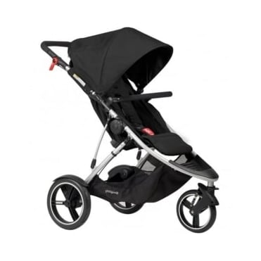 Phil & Ted's Dash Pushchair Black