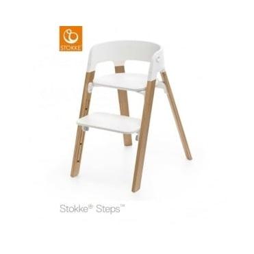 Stokke® Steps™ Oak Wood Chair
