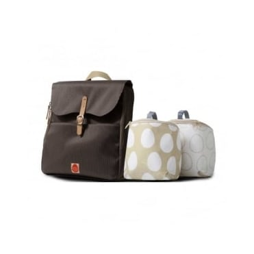 Pacapod Hastings Changing Bag Mocha
