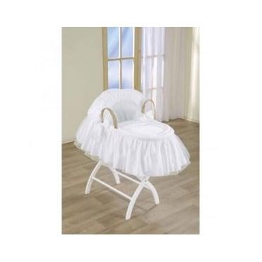 Leipold Dreamland Palm Basket Crib With Hood