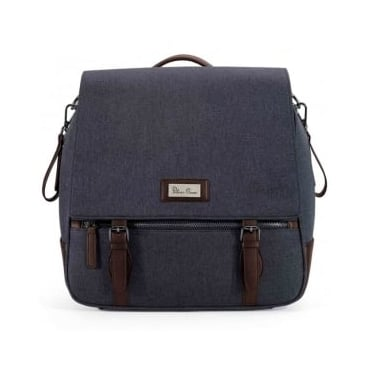Silver Cross Wave Changing Bag Midnight Blue
